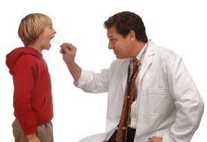 Strep Throat Treatment The Woodlands TX
