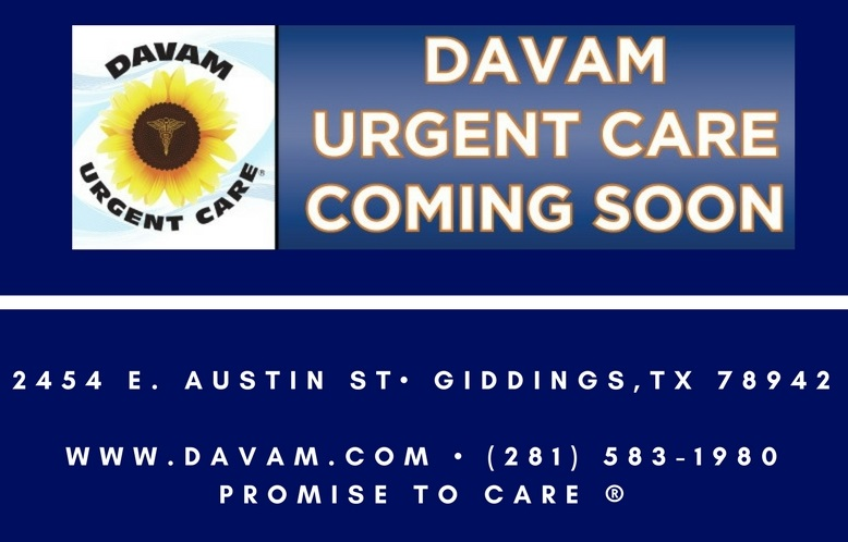 Giddings Urgent Care Coming Soon